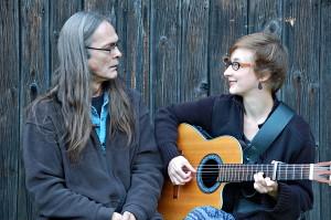 Peggy Luck & Carsten Stutzki @ KiPf - Kultur im Pfarrhaus, Dorfchemnitz